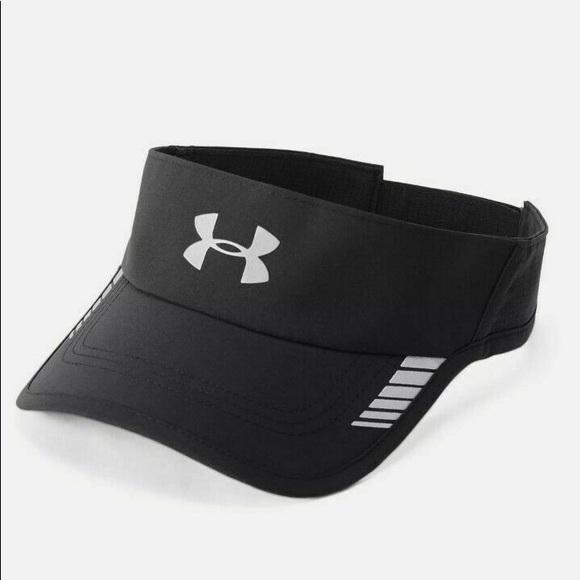 New Under Armour Men's UA Launch Armour Vent Hat